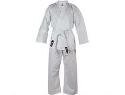 Polycotton-Student-Karate-Suit-White