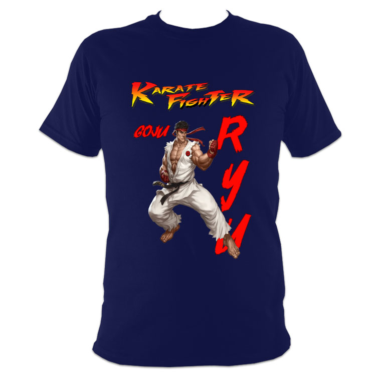 Retro Street Fighter T-Shirt